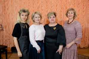 Преподаватели Отделения хорового пения